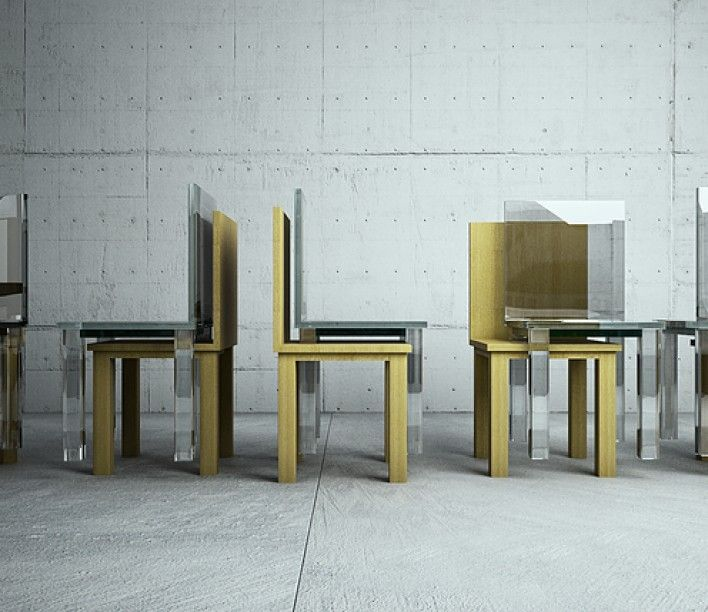 The Departure Chair by Stelios Mousarris on QRATOR.COM!