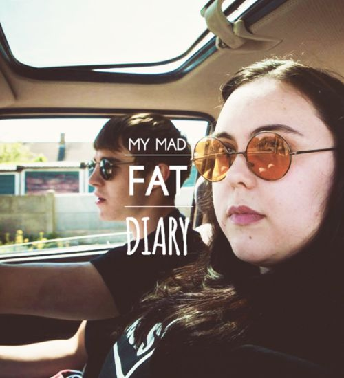 My Mad Fat Diary ~ Favourite programme in the entire world!! #lovelovelove