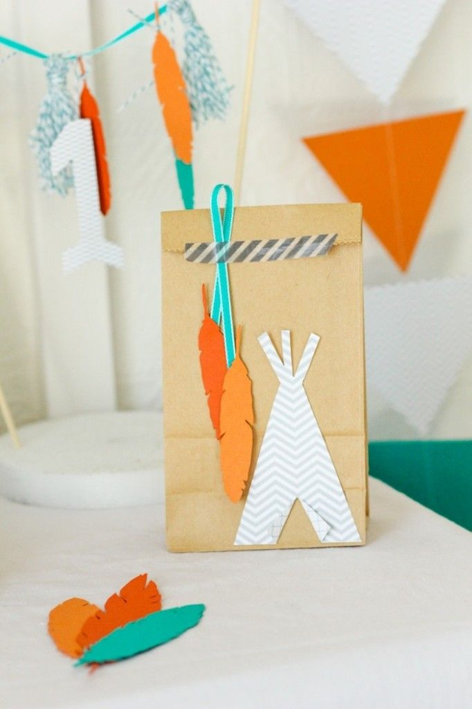 Hipster Baby Boy 1st Birthday Party via Kara's Party Ideas Kara Allen…