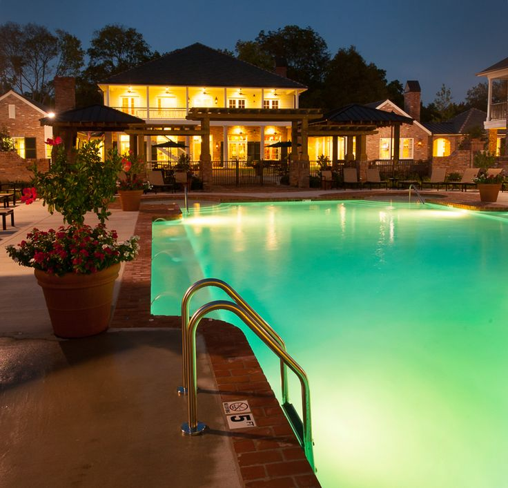 Luxury Apartments, House Styles