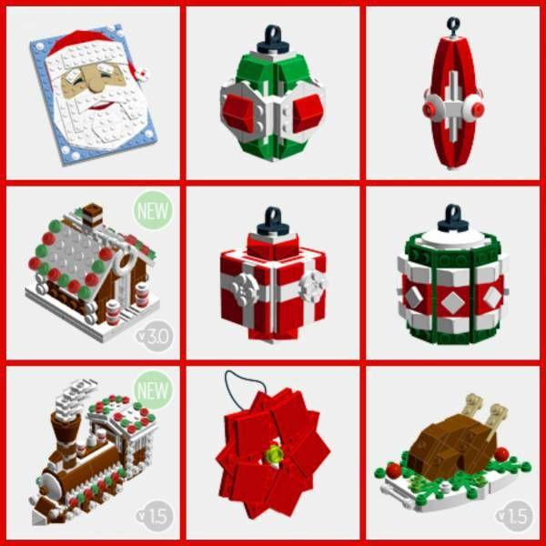 Outstanding 25 Best Ideas About Lego Christmas Village On Pinterest Lego Easy Diy Christmas Decorations Tissureus