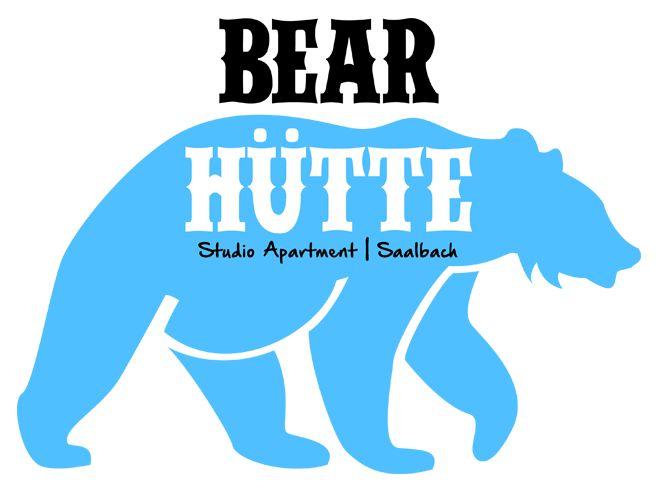 Bear Hütte | Studio Apartment, Saalbach