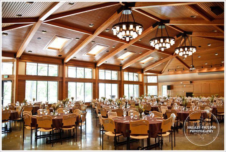 Silverwood Park Three Rivers Great Hall Reception