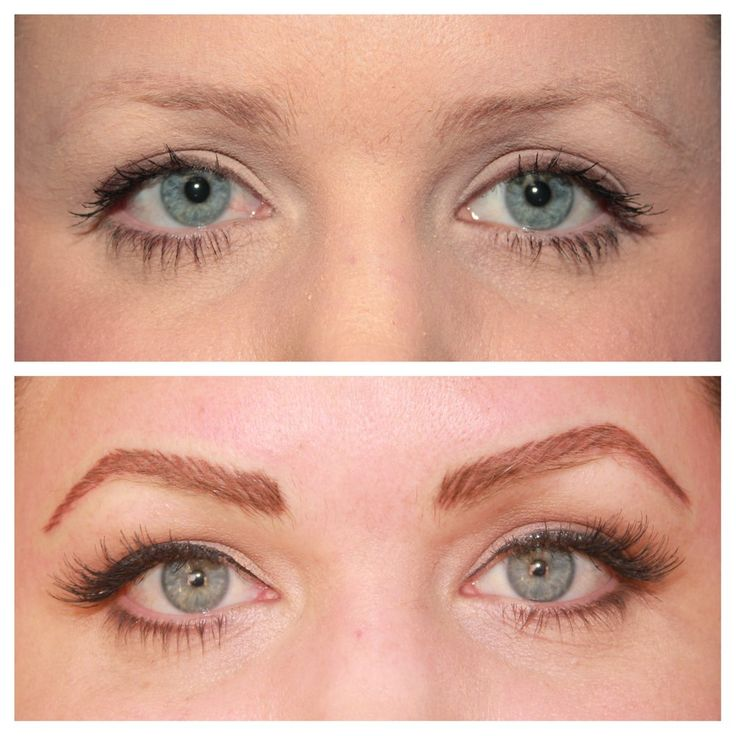 54 best permanent makeup images on pinterest beauty for Best eyebrow tattoo san diego