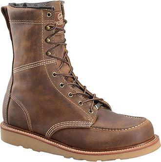 Men S Double H 8 Quot Wedge Sole Work Boots Dh4414 Usa Made
