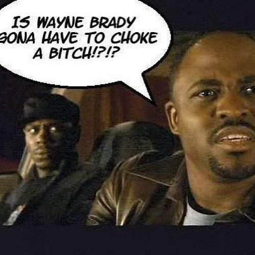 The funniest thing I've ever heard Wayne Brady say...courtesy of the Chappelle's Show #Is #Wayne #Brady #Gonna #Have #To #Choke #A #Bitch #Bitches #And #Hoes #Chappelles #Show | Flickr - Photo Sharing!