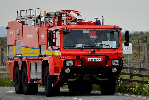Fire And Rescue Engine .. RAF Valley - source http://vacationrentals.bg/fire-and-rescue-engine-raf-valley/ by #condo #chalets #cottage