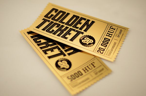 https://www.behance.net/gallery/13657161/Golden-Ticket-(2012)
