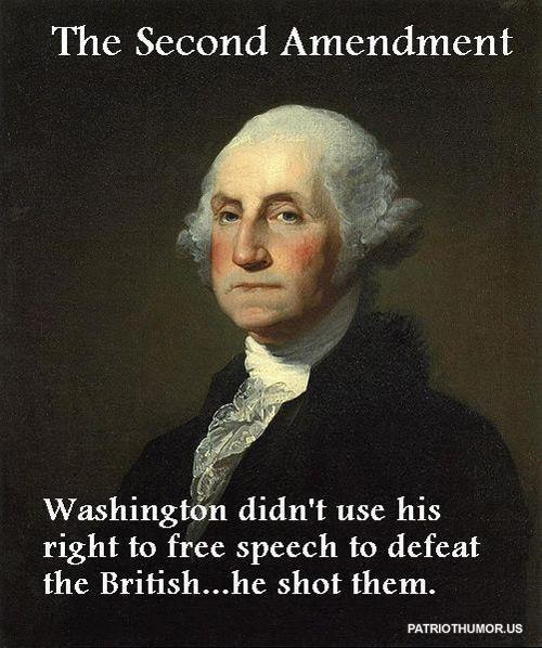 George Washington.....