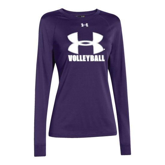 Under Armour Women's Volleyball Locker Long Sleeve T-Shirt