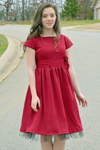 Create Kids Couture - Melody's Tween Party Dress PDF Pattern, $10.00 (http://createkidscouture.com/melodys-tweens.html)
