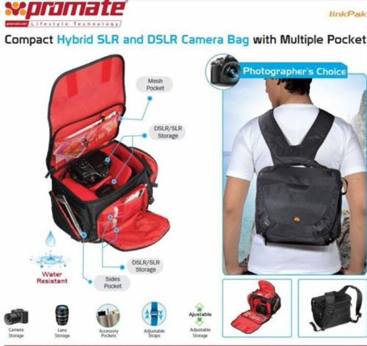 Whether you are a videographer or a photographer, Capture those special moments in style.   Checkout this new trendsetting   Compact  camera Bag.   Visit our web page:  http://www.bqmarketing.co.za/ProductDescription.aspx?id=3416651