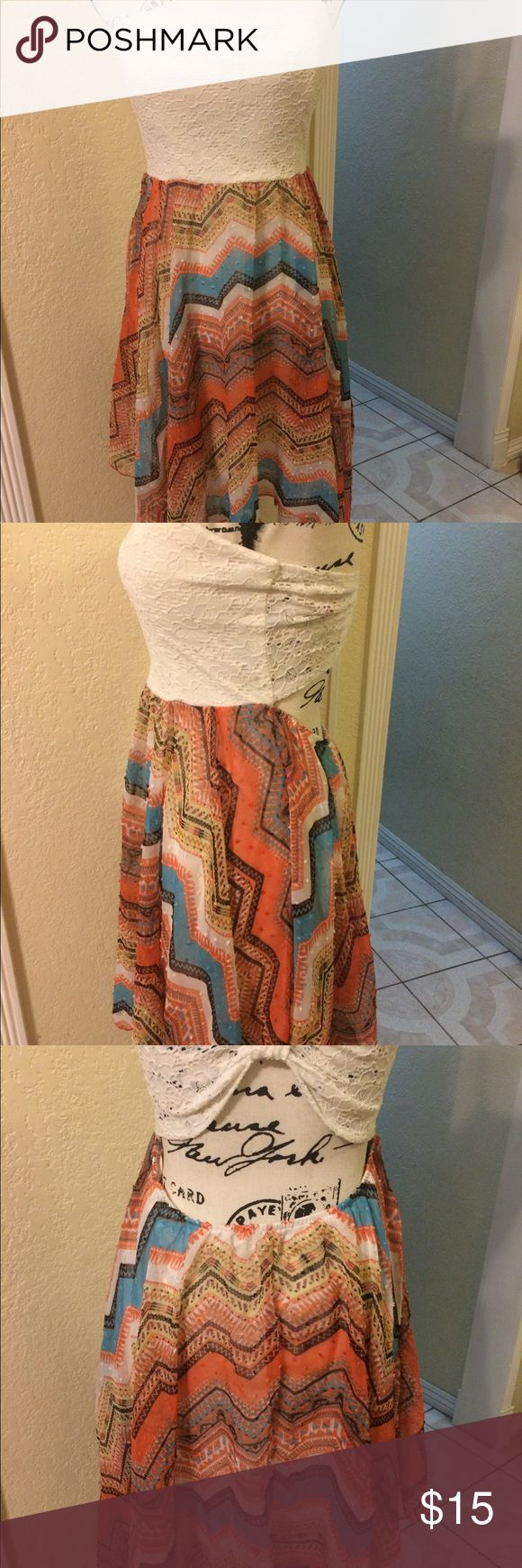 Beautiful Dress Colorful and nice for a walk on the beach Dresses Maxi