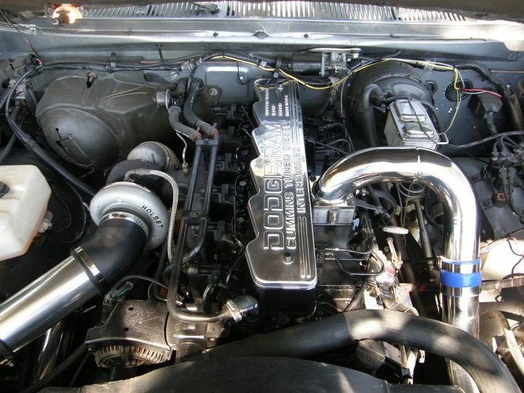 pics of first gen trucks and engines - Dodge Cummins Diesel Forum