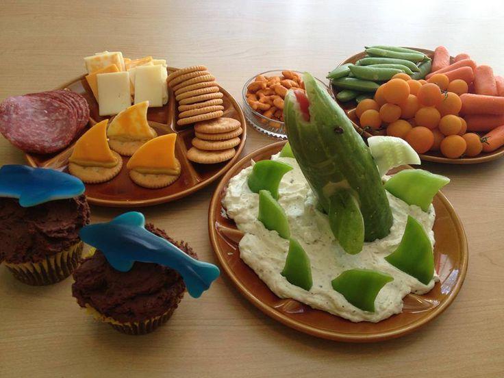 Sharknado Party Food Ideas