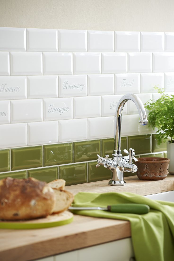 White Kitchen Tiles best 25+ green kitchen tile ideas ideas on pinterest | green