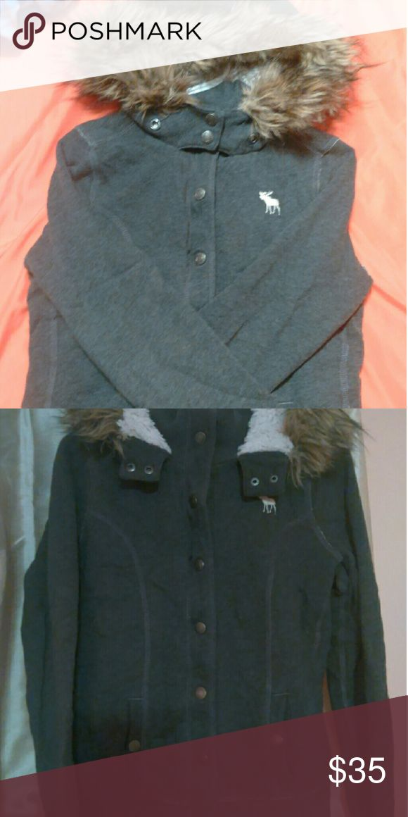Abercrombie & Fitch Jacket Very warm. Casual look Abercrombie & Fitch Jackets & Coats