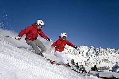 Salzburger Sportwelt Amadé: AMADE‰ SKIERS SALZBURGER SPORTWELT AMADE WINTERSPORT OOSTENRIJK SKI SNOWBOARD RAQUETTES SCHNEESCHUHLAUFEN LANGLAUFEN WANDELEN INTERLODGE