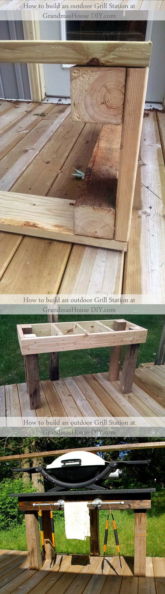 Inspiration Board: A Summer Project I Can't Wait To Build! Wood Working