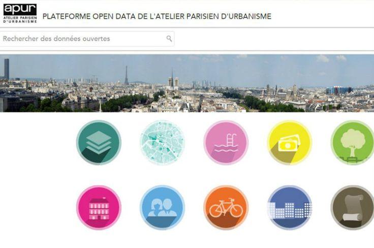 Une plate-forme open data sur la nouvelle Métropole du Grand Paris