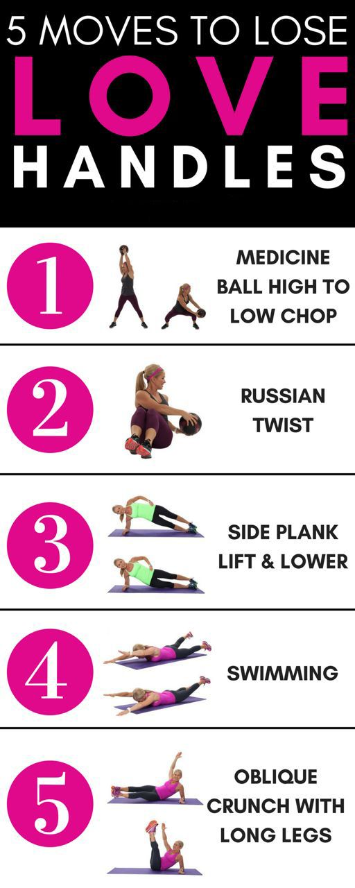 This 5-move workout will help you build muscle around your mid-section and work to eliminate those love handles #Fitness #workout #weightlossworkout #buildmuscle https://www.youtube.com/watch?v=Q96gA6-kRZk