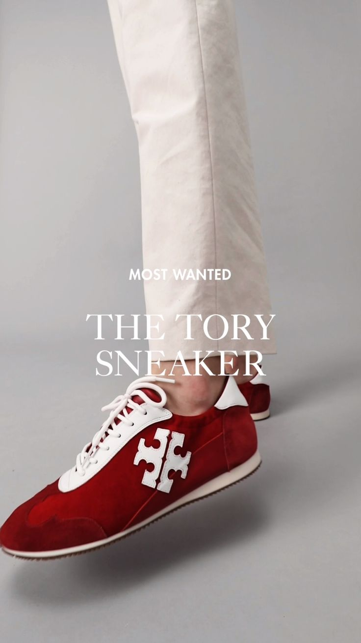Sporty Style, Sporty Fashion, Sneaker Games, Perfect Wardrobe, Shoe Game, Casual Chic, Sport Outfits, Me Too Shoes, Tory Burch