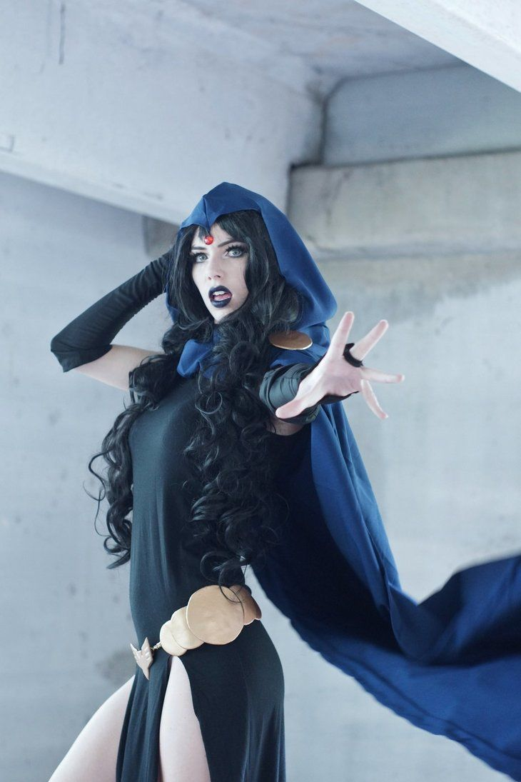 336 best raven cosplay images on pinterest