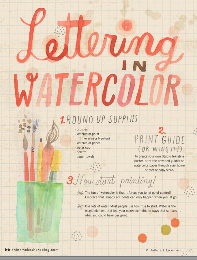 63 best Watercolor images on Pinterest