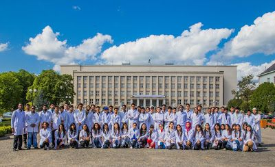 Study in Europe Uzhhorod National University: Studying from the Cheapest Medical…