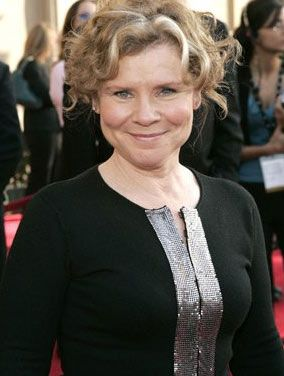 Imelda Staunton. Plays as Professor Umbridge but also stars in classics like Shakespeare in Love and Jane Austen movies!