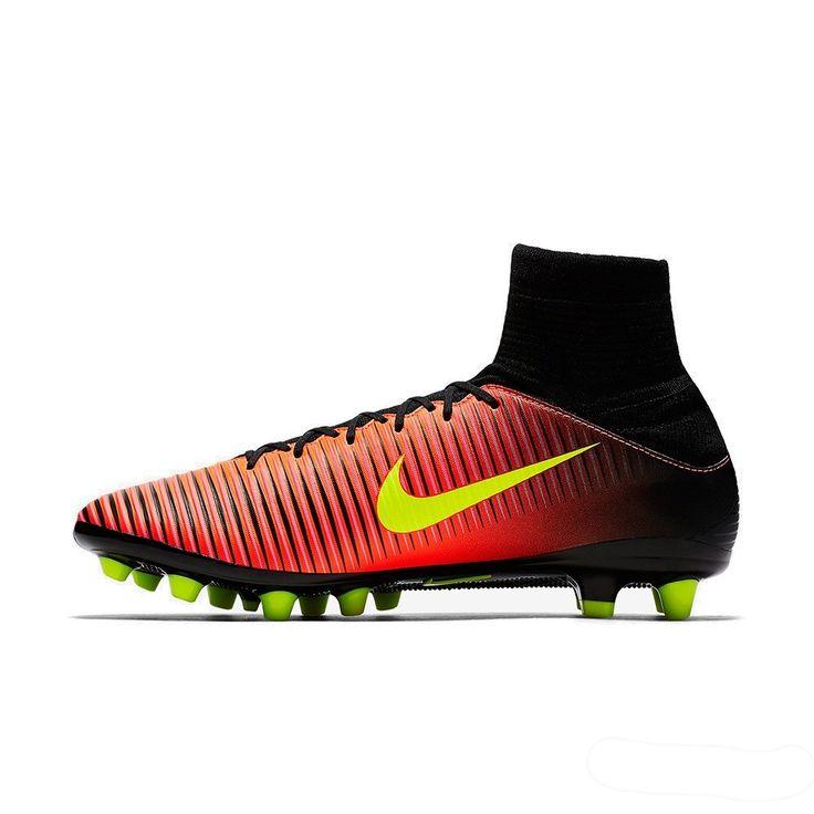Ανδρικά ποδοσφαιρικά παπούτσια Nike MERCURIAL VELOCE3 DF AG-PRO - 831960-870