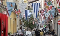 Street visit in Madrid, free attractions in Madrid