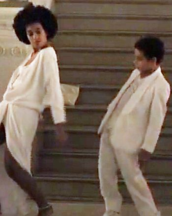 Solange Knowles, Son Perform Choreographed Dance at Wedding Reception - Us Weekly