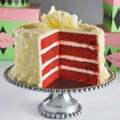 Red Velvet Cocoa Cake (Bolo de cacau veludo vermelho da Wilton) | Canal Cozinha