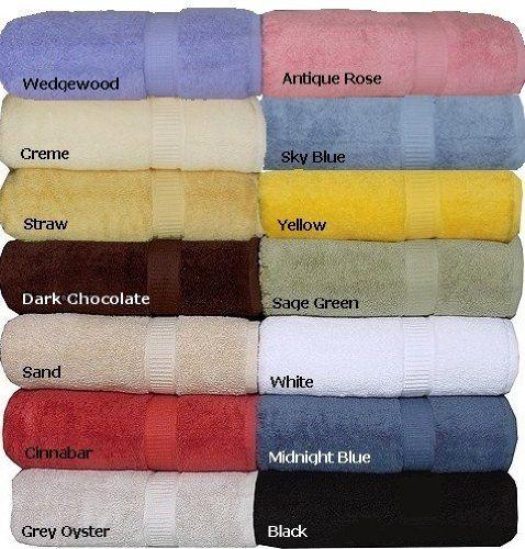Espalma 700 Cotton Oversized Bath Sheet - White  //Price: $ & FREE Shipping //     #Bathroom
