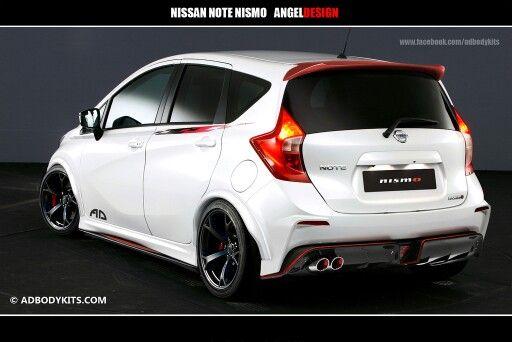 Nismo Nissan Versa Note Hatchbacks Pinterest Nissan