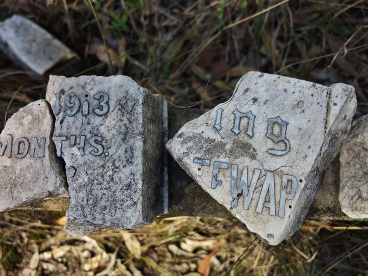 BIG HILL Cemetery - Teralba NSW