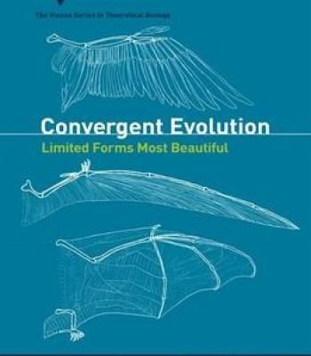 Convergent Evolution: Limited Forms Most Beautiful PDF