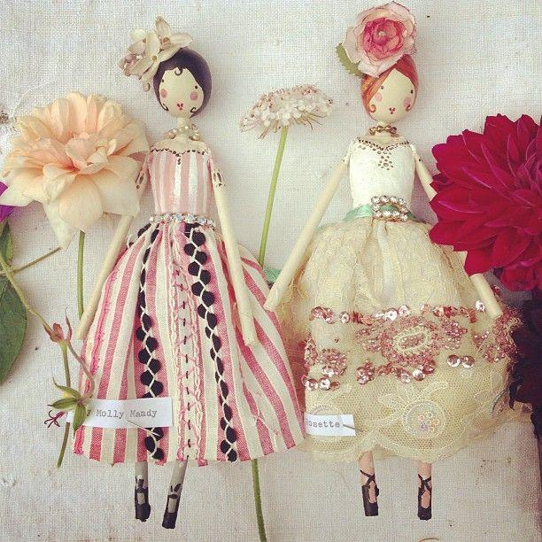 New ladies for sale x #magpiedolls #magpieandthewardrobe #magiceverywhere