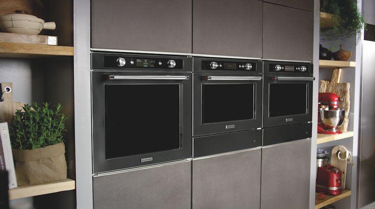 KitchenAid Twelix Artisan-oven black steel