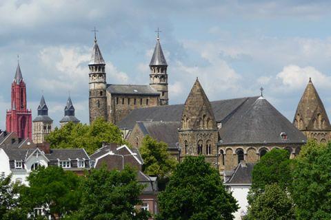 Bezienswaardigheden in Maastricht
