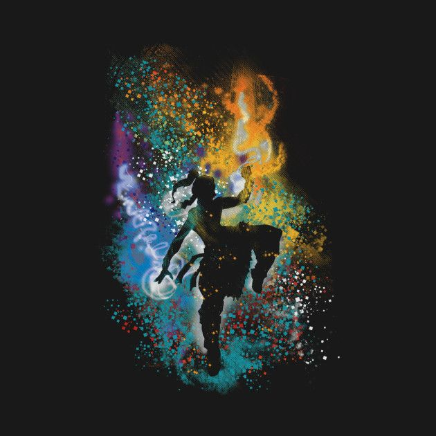 Awesome 'dancing+with+elements' design on TeePublic!