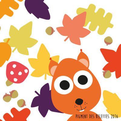 L'automne ©Pigment des Belettes
