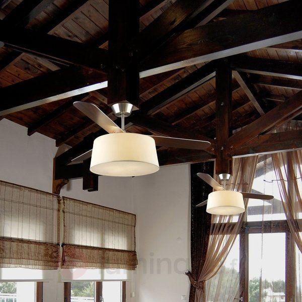 Ventilateur de plafond décoratif Belmont 6026183
