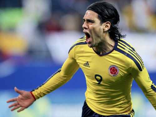 Radamel Falcao García :) #colombia