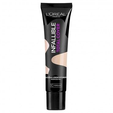 L'oreal Paris Infallible Total Cover Foundation 30 mL