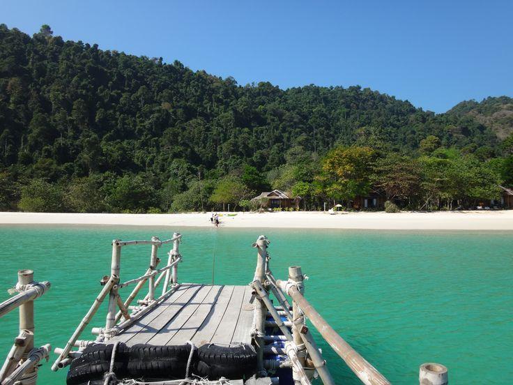 Andaman Sea, Myanmar