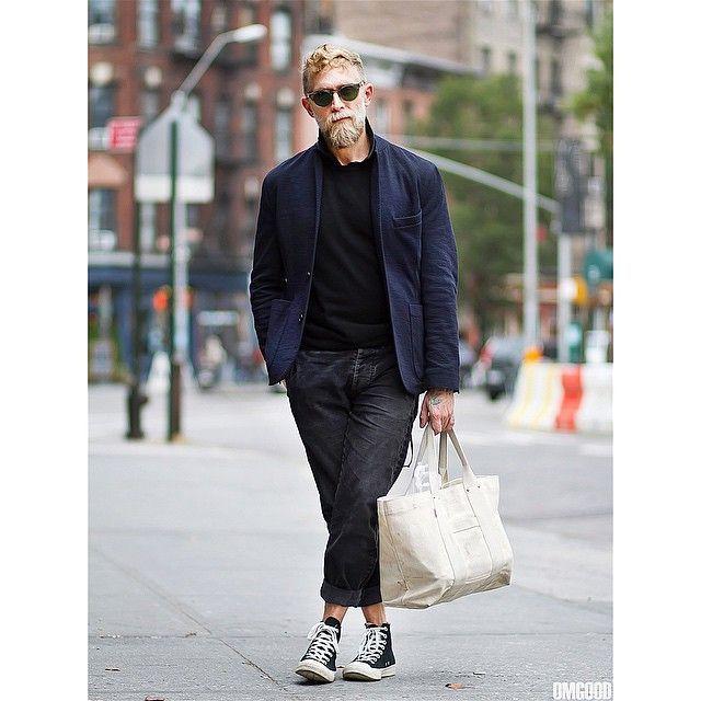 Style of the man, Philip Crangi.  www.omgood.co.kr  #PhilipCrangi #Streetstyle #Street #Style #Fashion #Newyork #Menswear #Menstyle #instafashion #Jewelry #Designer #Commedesgarcons #Tattoo #Beard #Pomade #Dapper #Omgood #스트릿패션 #스트릿 #스타일 #뉴욕 #쥬얼리 #디자이너 #필립크란지 #꼼데가르송 #타투 #수염 #포마드