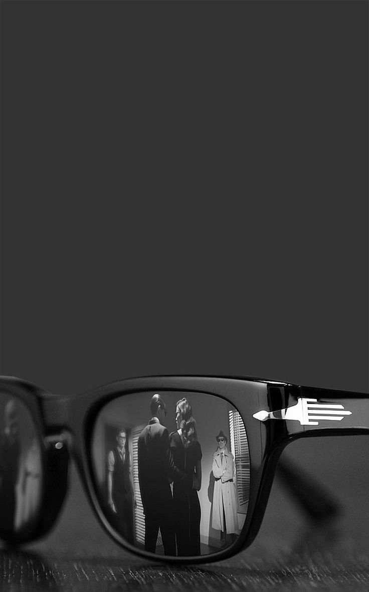 """Persol Film Noir, collection """" Persol Gangster"""""""