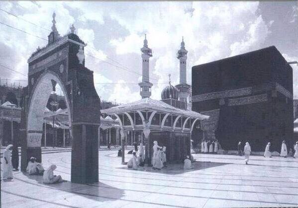 Picture of Kaaba 1800s